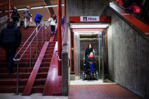 ชีวิตความเป็นอยู่ คนพิการ